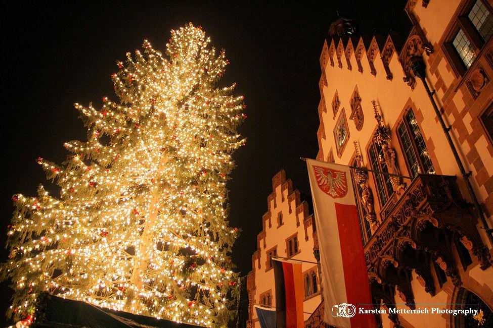 Shooting auf dem Weihnachtsmarkt in Frankfurt